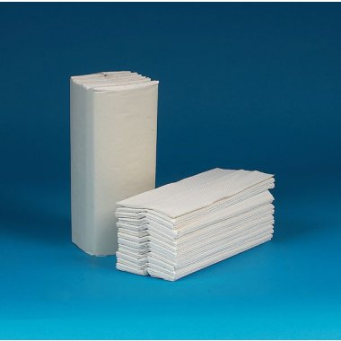 C Fold Hand Towel 2 Ply Pack of 24 x 100Shts White Towel