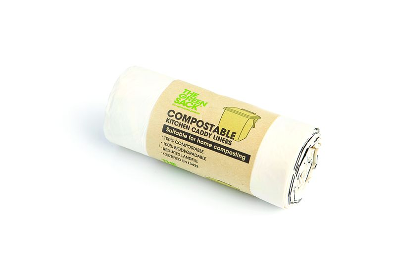 Compostable Kitchen Liners Roll Pack of 24 Kitchen Roll