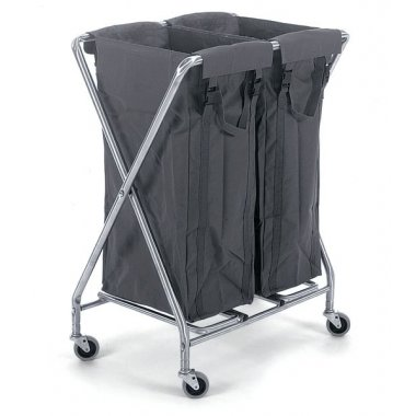 X-System Trolley With 2 x 100 Litre Bags Trolley