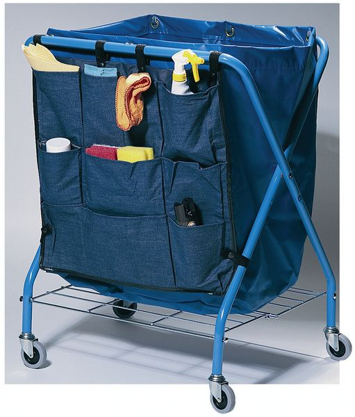 Folding Waste Cart With Bag Bags