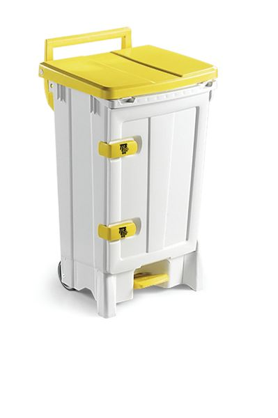 Open Up Container 90 Litre Yellow  Storage Containers