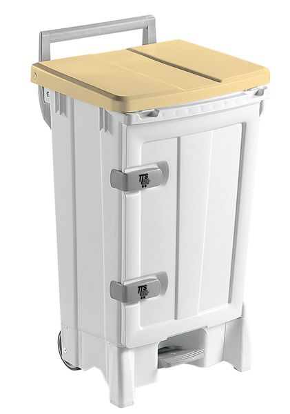 Open Up Container 90 Litre Beige Storage Containers