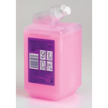 Pink Hand Soap 1 Litre Pack of 6 Dispensers