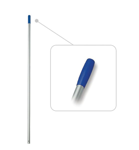 Telescopic Aluminium Handle Blue