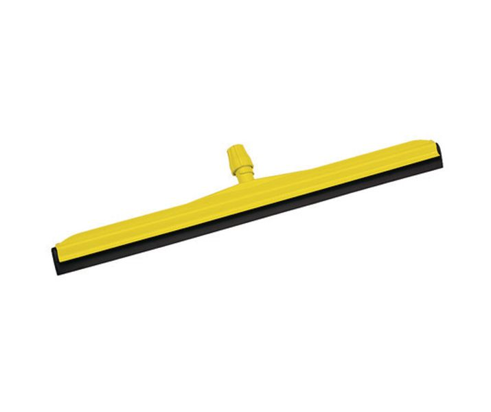 Plastic Floor Squeegee 75 Cm Yellow Low