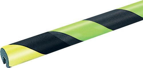 Photolum+Fluo Foam Bumper Black / Yellow
