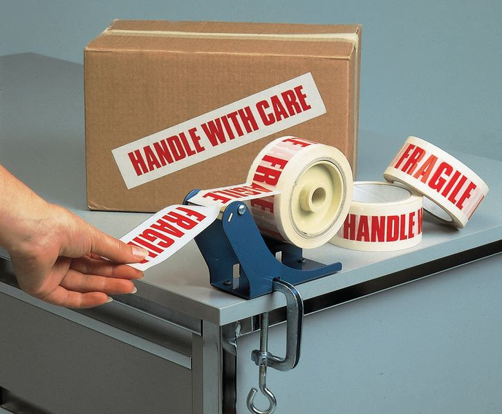 Quality Control Printed Label Tape Safety Tape