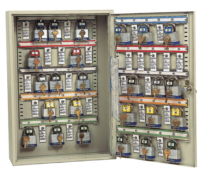 Uk Signs & Labelssecure Padlock And Key Cabinet Cabinet