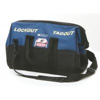 Uk Signs & Labels Lockout Pouch Duffle Style Lockout Kits