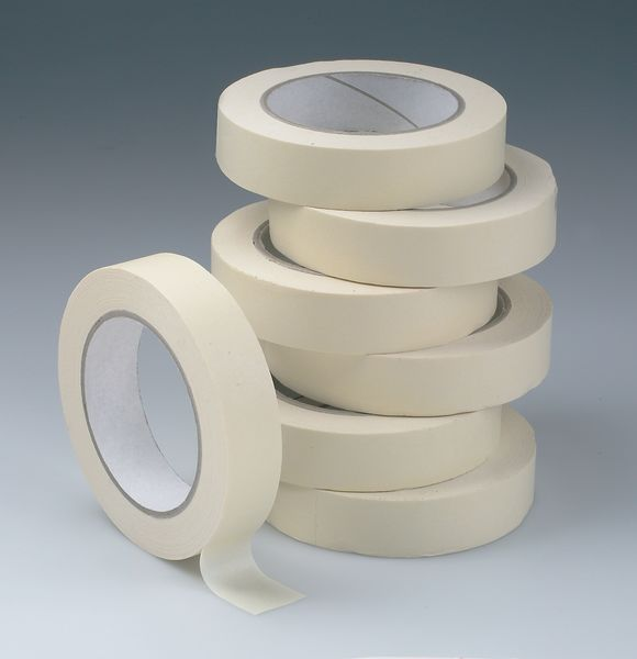 Masking Tape Pack of 6 Tapes