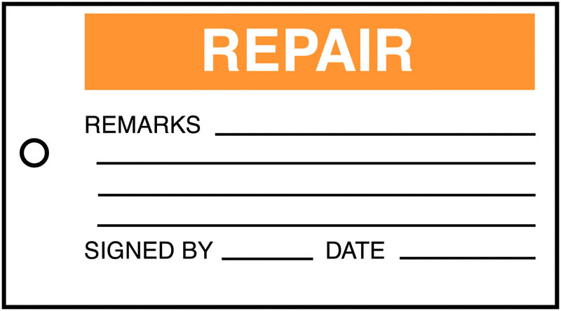 75 x 145 Pack of 10 Repair