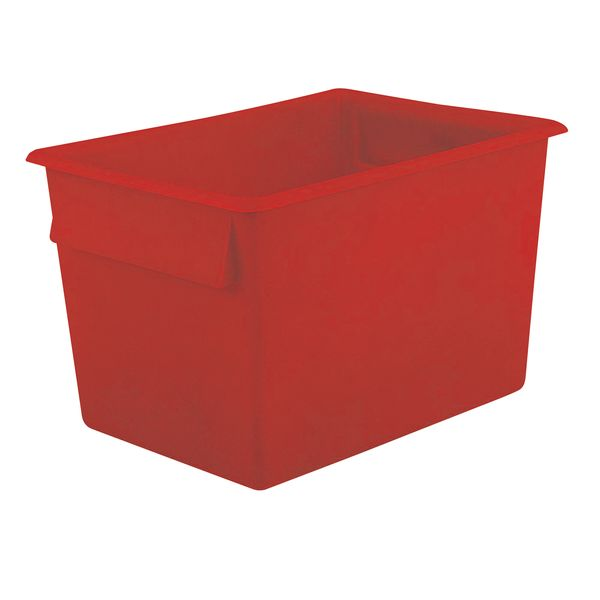 White Container Only Storage Containers