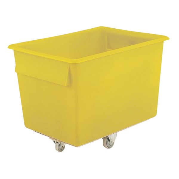 Yellow Stackable Container 250Kg Storage Containers