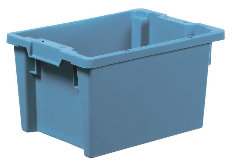 Recycled Stack And Nest Container 50 Litres Storage Containers