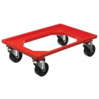 Plastic Container Dolly L600 x Waist Size 400mm Storage Containers