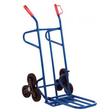 Twin Footplate Stairclimber Truck 200Kg For Stairs