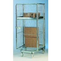 A Type Rolcontainer Full Cage 500Kg Storage Containers