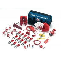 Valve And Electrical Lockout Kit (En) Lockout Kits