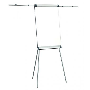 Flipchart Easel Non Magnetic Board