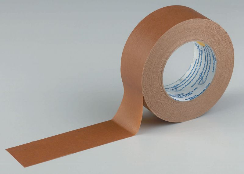 Heavy Duty Craft Paper Tape With 50 mm x L 50 Metre Pack of 6 Tapes
