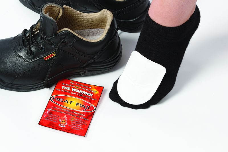 Heat Pax Toe Warmers Pack of 10
