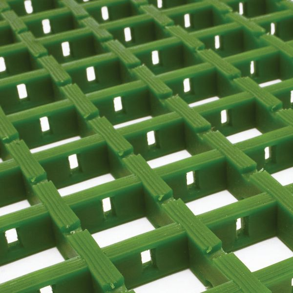 Heavy Duty Matting 10 Metre x 0.6 Metre Green Mats