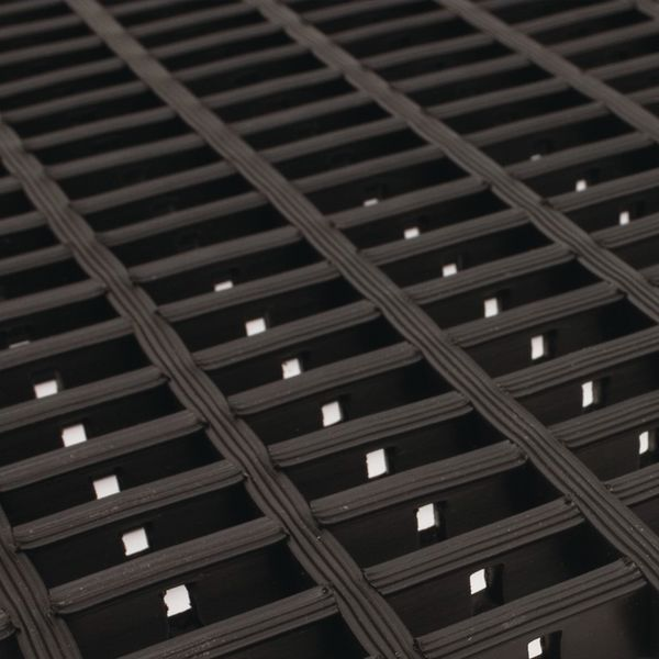 Heavy Duty Matting 10 Metre x 0.6 Metre Black Mats