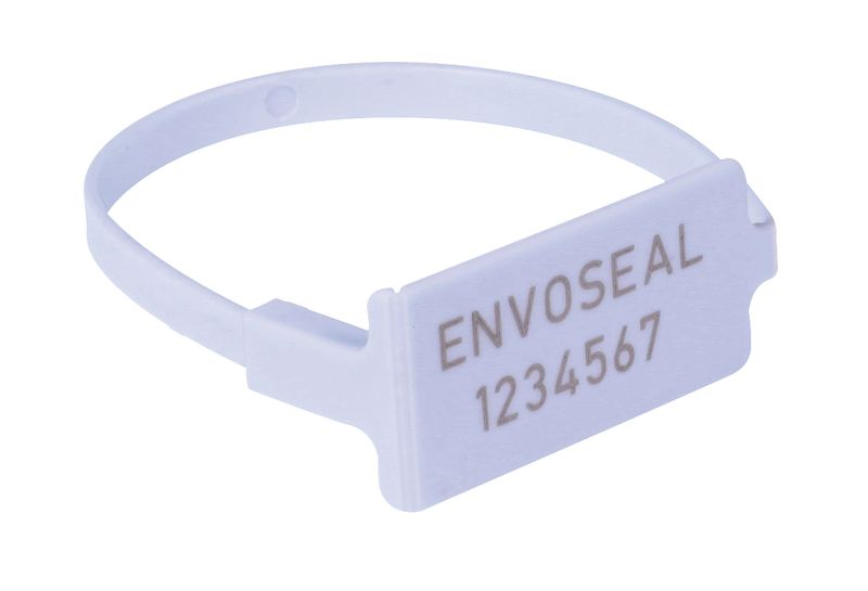 Ringlok Seals 213mm Long Blue Pack of 1000Seals