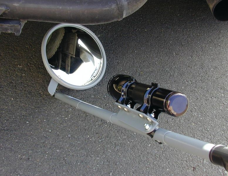 Torch-Mount Kit Torches