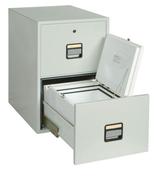 Sun Fire-Resist 2 Drawer Filing Cabinet Cabinet