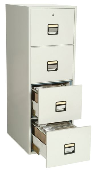 Sun Fire-Resist 4 Drawer Filing Cabinet Cabinet
