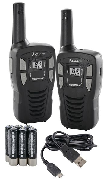 Cobra Mt245 Pmr Two-Way Radios