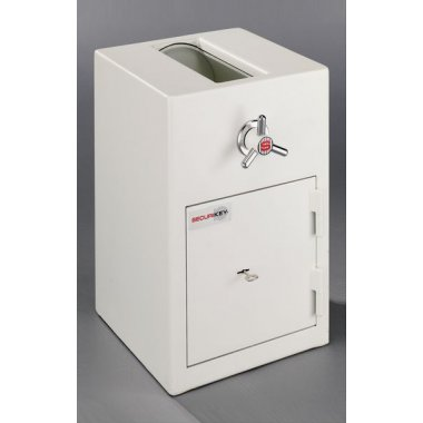 Deposit Safe With Rotary Trap Safe