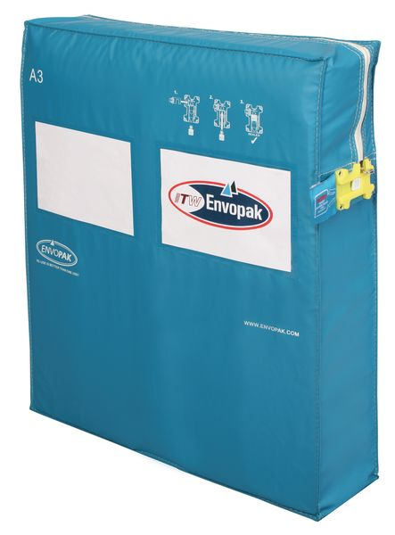 Size A3 / 20 Litre Security Blue Bag Security Bags