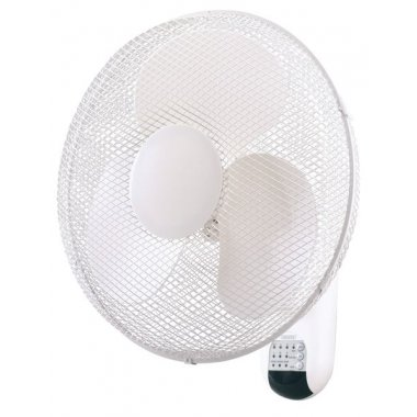 16 Inch Wall-Mounted Remote Control Fan
