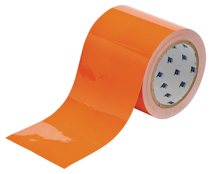 2 Inch x 100 Inch B514 Orange Floor Tape Tapes
