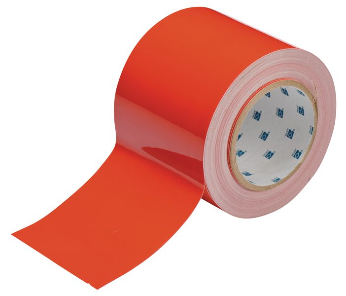 2 Inch x 100 Inch B514 Red Floor Tape Tapes