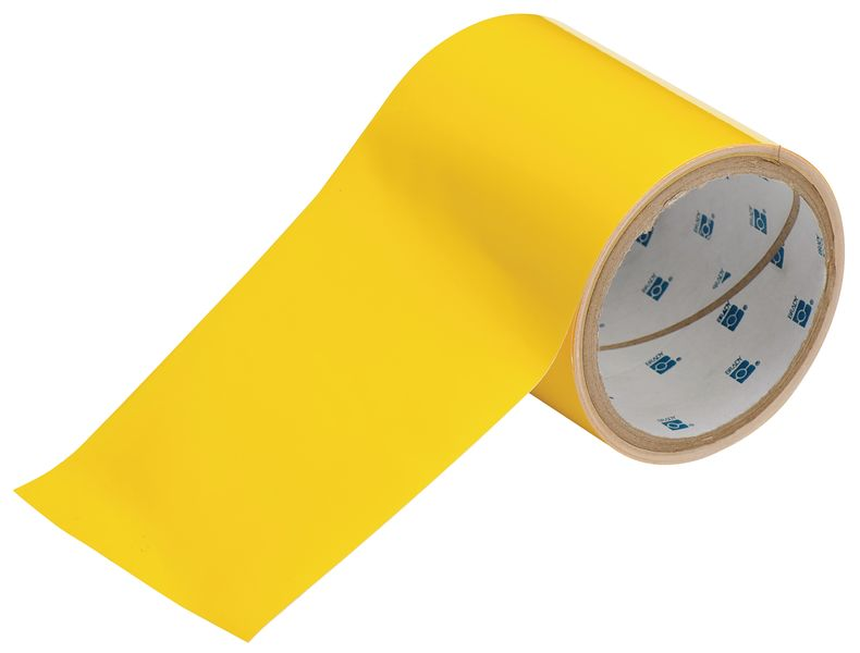 3 Inch x 100 Inch B514 Yellow Low Floor Tape Tapes