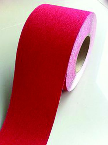 Antiskid Tape Red 100 mm x 18M Anti Slip Tapes