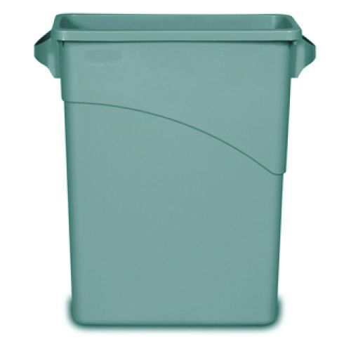 Slim Jim Waste Container Grey 87 Litre Storage Containers