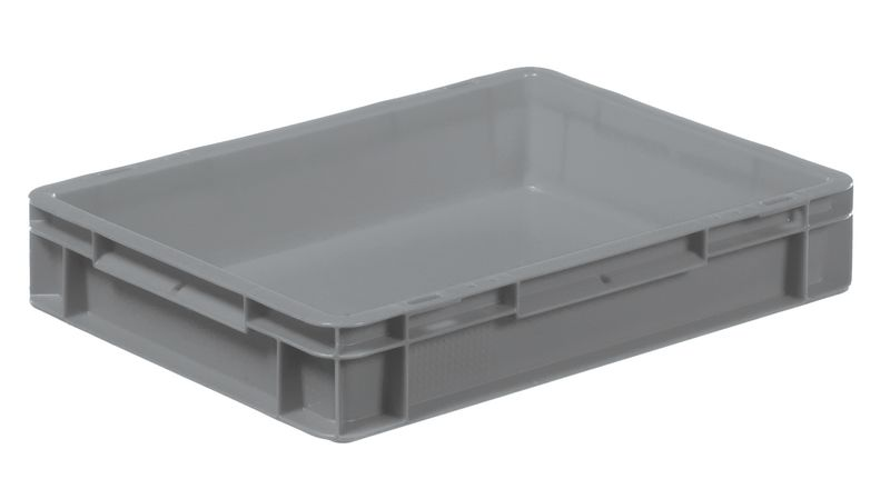 Solid Plastic Stackable Container 6 Litre Storage Containers