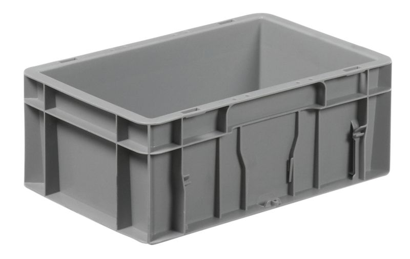 Solid Plastic Stackable Container 4 Litre Storage Containers