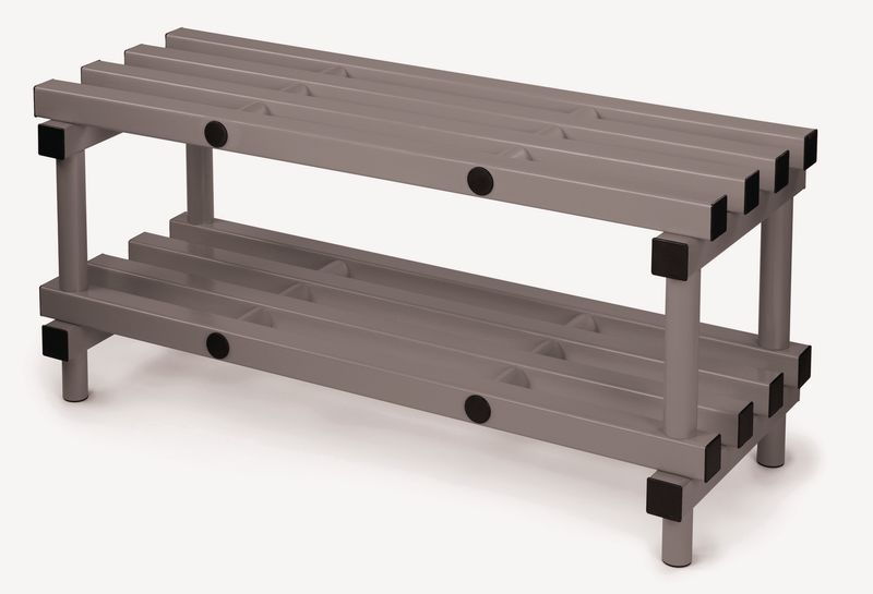 Plastic Bench Seat 1000 Length x 400 Width x 450mm Seat