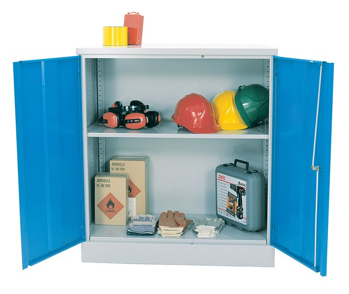 Tool Cupboard Blue