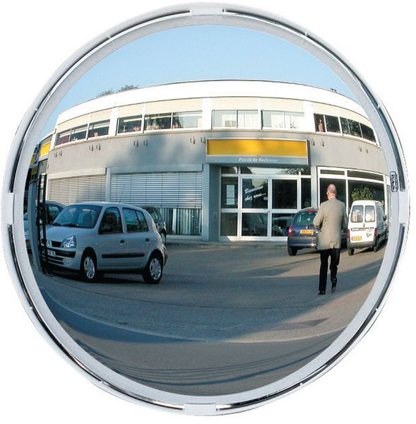 Multi-Purpose 3 Directional Mirror 900mm Mirrors