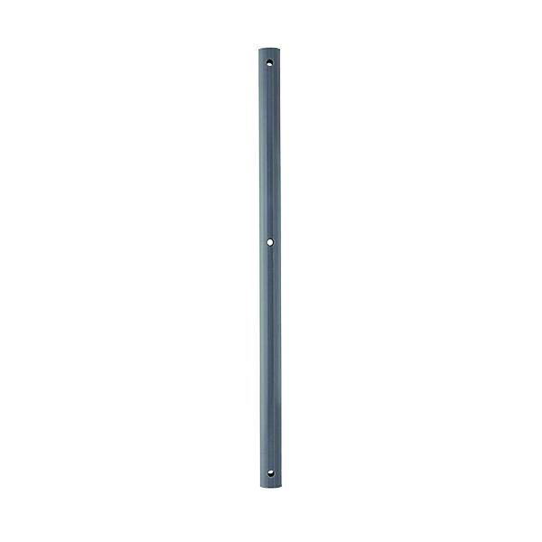 Tube 890 mm Handrail End To Floor - Grey