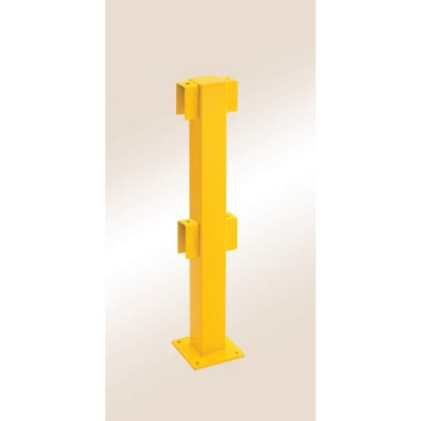 Bollard H1000mm x Width 100 mm x Depth 100 mm Bollards