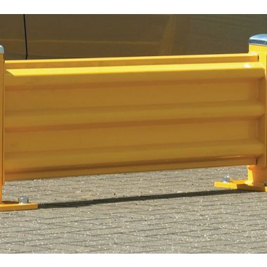 Steel Barrier System 508mm Car Park Barriers