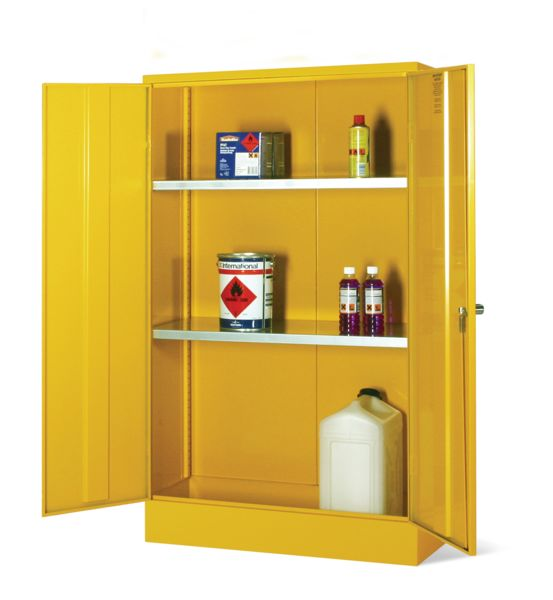 Haz Cabinet Additional Shelf - 610 x 457 mm mm Cabinet