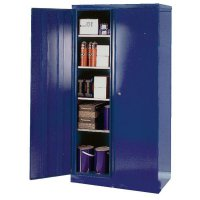 Solid Colour Cupboard Blue